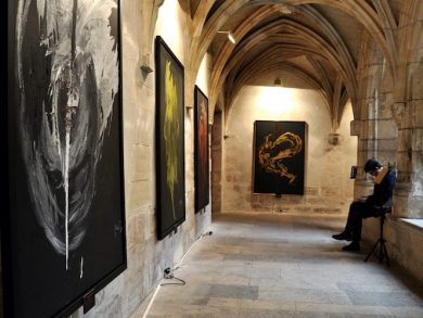 Revivez en images le vernissage de l'exposition Ex-Trace Art